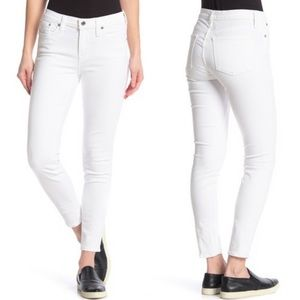 J. Crew Factory Low Rise Toothpick Skinny Jeans